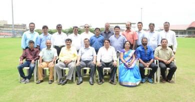 GCA committee
