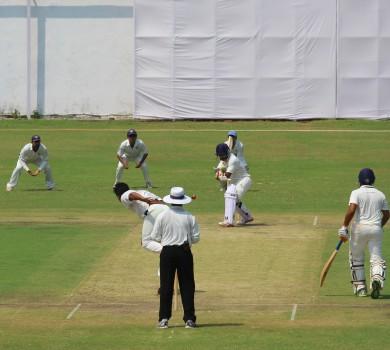 Ranji Goa vs Tripura Day1