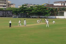 Goa take first innings lead and three points
