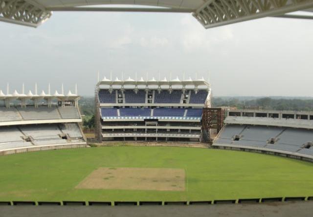 Keenan stadium Jamshedpur,,Jharkhand