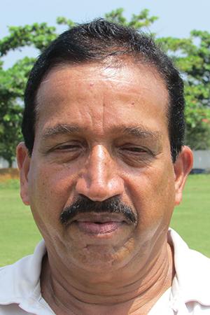 Vinod-Dhamasker- Coach (Under -  19)